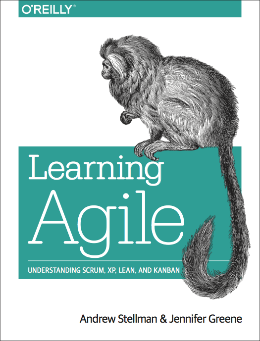 Learning Agile cover