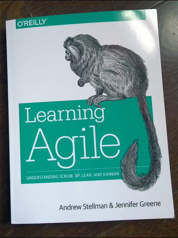 Learning Agile goes to press! | Building Better Software