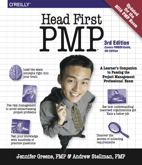 Head First PMP, 3rd ed.