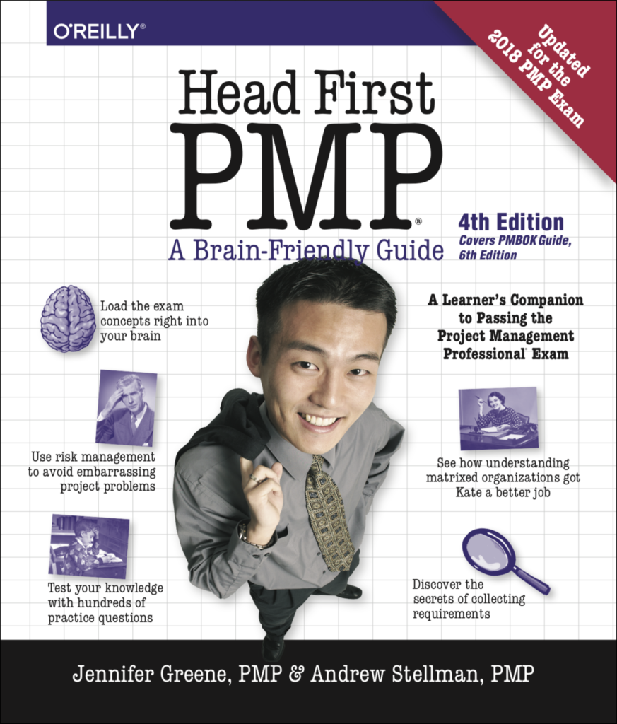 Announcing The 4th Edition Of Head First Pmp Building Better Software
